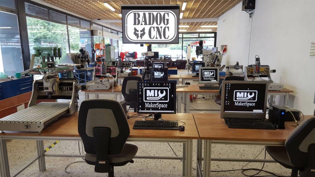 CNC-Klassenraumfräsmaschine