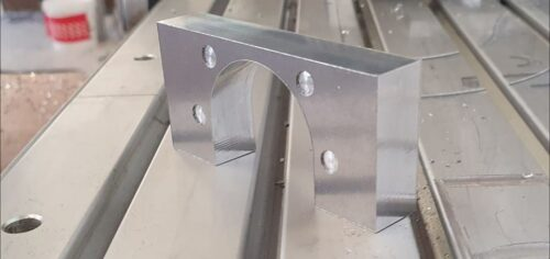 example pieces cnc