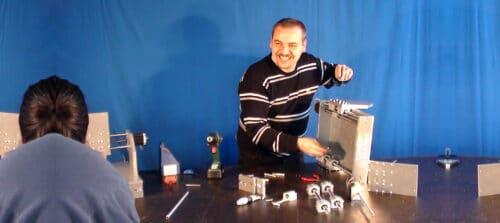 Cours sur la construction d'une petite fraiseuse CNC à monter soi-même