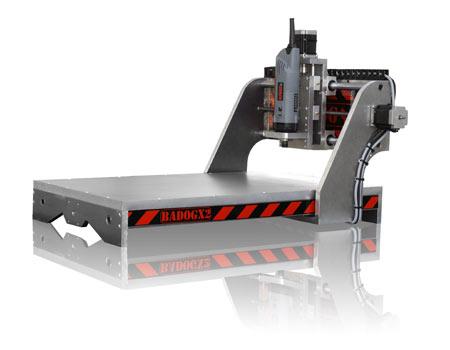 Badog X2 CNC mill