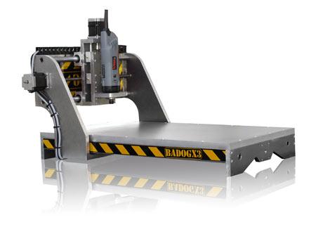 Badog X3 CNC mill